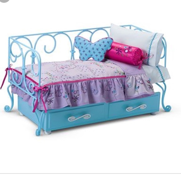 American Girl Other Doll Bed Poshmark
